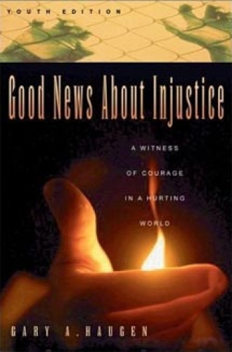 Good News About Injustice - Book
