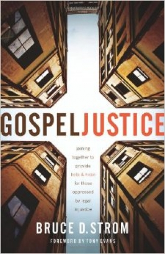 Gospel Justice book cover