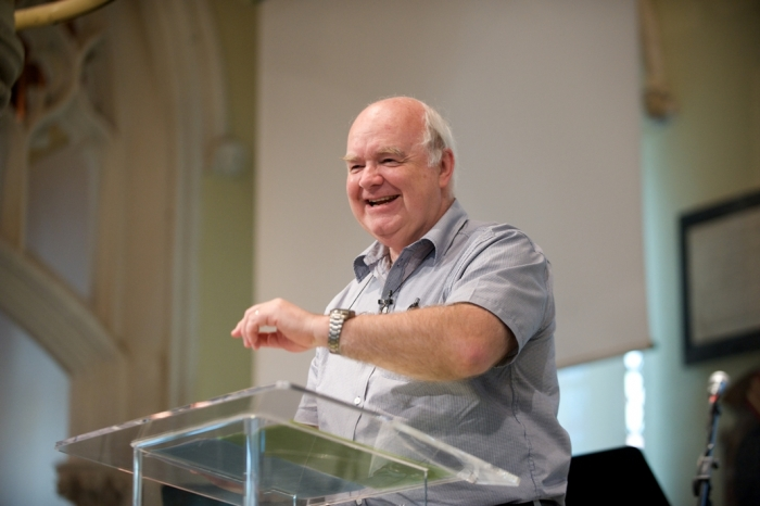 John Lennox speaking