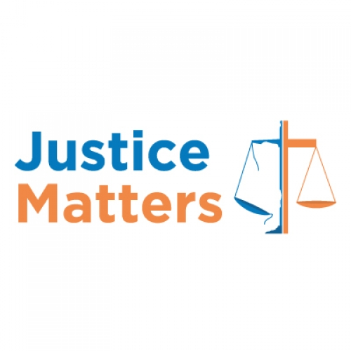 Justice Matters Square Banner
