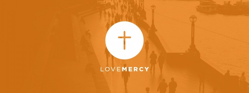 Vision Graphic - Love Mercy